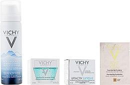 Набор - Vichy Liftactiv Supreme Set (thermal/water/50ml + cr/15ml + mask/15ml + fluid/1ml) — фото N2