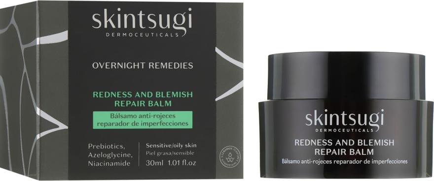 Ночной бальзам для лица от покраснений и пятен - Skintsugi Redness And Blemish Repair Balm