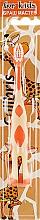 Духи, Парфюмерия, косметика Детская зубная щетка, 0911, желто-оранжевая - Colibris Soft