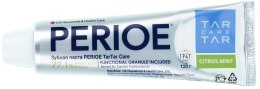 """Зубная паста """"Цитрусовая мята"""" - LG Household & Health Perioe TarTar Care Citrus Mint — фото N2"""