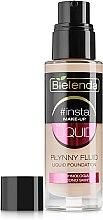 Духи, Парфюмерия, косметика Жидкий тональный флюид - Bielenda Insta Make-Up Skin Liquid Foudation