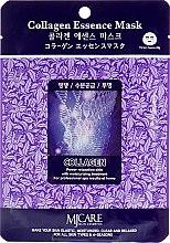 Духи, Парфюмерия, косметика Тканевая маска для лица с коллагеном - Mijin Collagen Essence Mask