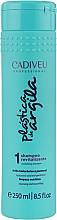 Духи, Парфюмерия, косметика Шампунь для восстановления волос - Cadiveu Plastica de Argila Revitalizing Shampoo