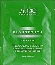 Духи, Парфюмерия, косметика Обесцвечивающий порошок для волос с экстрактом женьшеня и рисовыми протеинами - Kapous Professional Dust Free Bleaching Powder