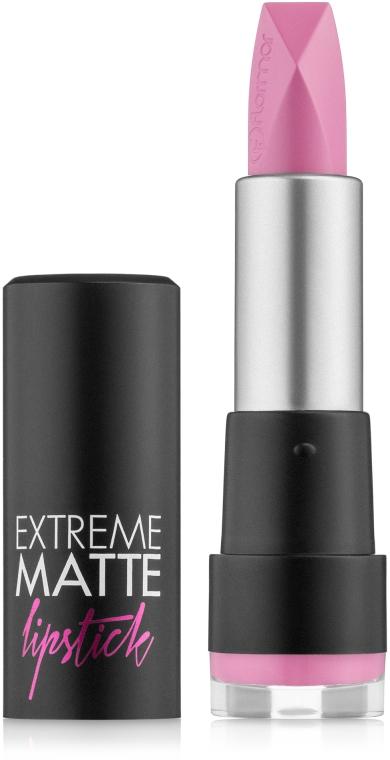 Матовая помада для губ - Flormar Extreme Matte Lipstick