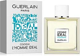 Духи, Парфюмерия, косметика Guerlain L'Homme Ideal Cologne - Туалетная вода