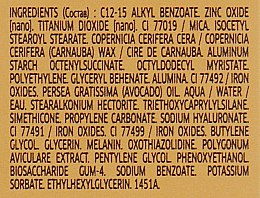 Бальзам для области вокруг глаз - Lierac Sunissime Protective Eye Care Anti-Age Global SPF50 — фото N4