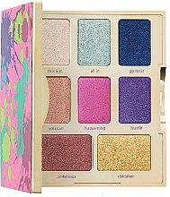 Духи, Парфюмерия, косметика Палетка теней для век - Tarte Cosmetics Remixnatural Eyeshadow Palette