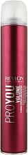 Духи, Парфюмерия, косметика Лак для объема - Revlon Professional Pro You Volume Hair Spray