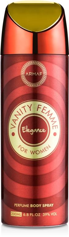 Armaf Vanity Femme Elegans-Deo - Парфюмированный дезодорант