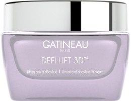 Духи, Парфюмерия, косметика Лифтинг-крем для области шеи и декольте - Gatineau Delfi Lift 3D Throat and Décolleté Lift Cream