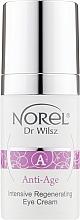 Духи, Парфюмерия, косметика Интенсивный восстанавливающий крем под глаза для зрелой кожи - Norel Anti-Age A Revitalizing Eye Cream