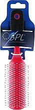 Духи, Парфюмерия, косметика Щетка массажная, 8543, малиновая - SPL Hair Brush