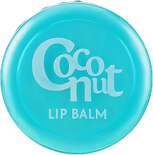 Парфумерія, косметика Бальзам Для Губ - Mades Cosmetics Body Caribbean Resort Coconut Lip Balm