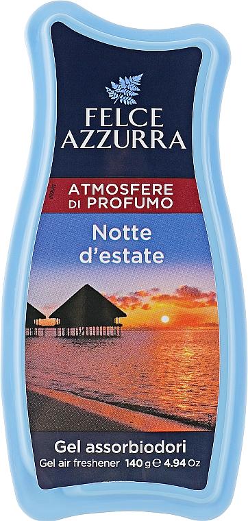Освежитель - Felce Azzurra Gel Air Freshener Notte d'estate