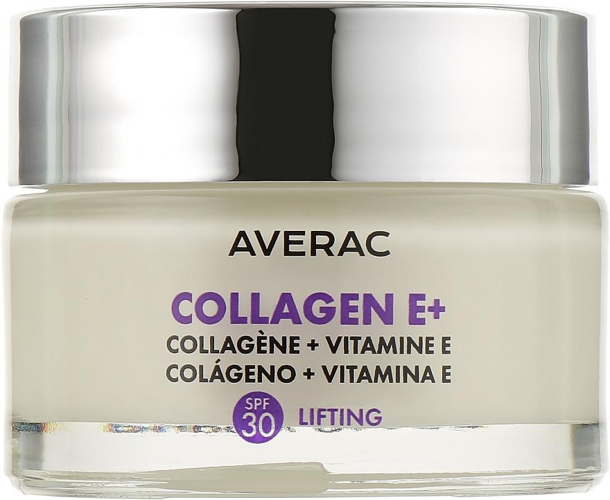 Дневной лифтинг крем с коллагеном E+ SPF30 - Averac Focus Day Cream With Collagen E + SPF30