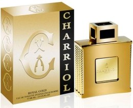 Духи, Парфюмерия, косметика Charriol Royal Gold Eau De Toilette Intense Pour Homme - Туалетная вода