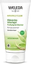 Парфумерія, косметика Гель для вмивання із себорегулювальним ефектом - Weleda Naturally Clear Purifying Gel Cleanser