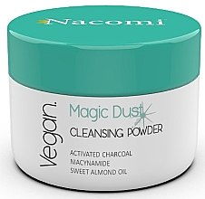 Духи, Парфюмерия, косметика Очищающая пудра для проблемной кожи лица - Nacomi Face Cleansing & Detoxifying Powder Magic Dust
