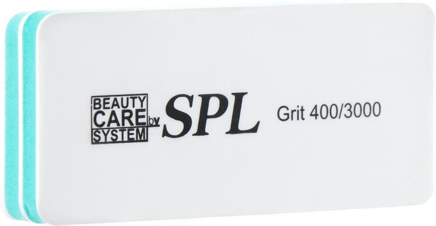 Блок-полировка для ногтей Sw-101, 400/3000 - SPL