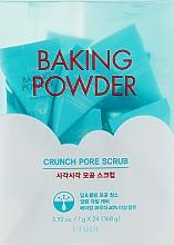 Парфумерія, косметика Скраб для очищення шкіри обличчя з харчовою содою - Etude House Baking Powder Crunch Pore Scrub
