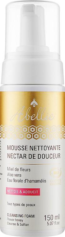 "Пенка для лица ""Нектар наслаждения"" - Abellie Mousse Nettoyante Nectar De Douceur"
