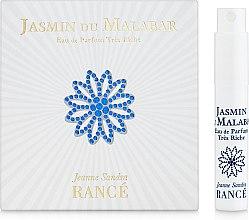 Духи, Парфюмерия, косметика Rance 1795 Jasmin du Malabar - Парфюмированная вода (пробник)
