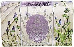 "Духи, Парфюмерия, косметика Твердое мыло ""Лаванда"" - La Florentina Lavender Bath Soap"