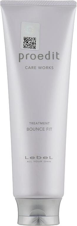 Маска для волос - Lebel Proedit Hair Treatment Bounce Fit Mask
