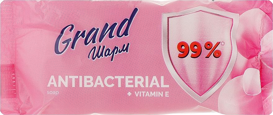 Мыло туалетное с антибактериальным эффектом и витамином Е - Мыловаренные традиции Grand Шарм