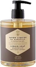 """Духи, Парфюмерия, косметика Марсельское жидкое мыло """"Мёд"""" - Panier Des Sens Royal Liquid Soap"""