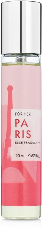 Esse Paris - Парфюмированная вода