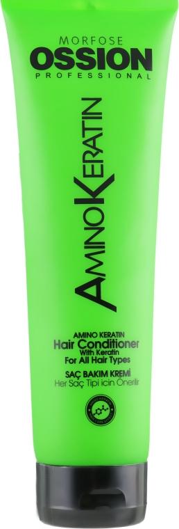 Кондиционер для волос с кератином - Morfose Ossion Amino Keratin Hair Conditioner