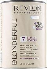 Духи, Парфюмерия, косметика Многофункциональная осветляющая пудра уровень 7 - Revlon Professional Blonderful 7 Levels Lightening Powder