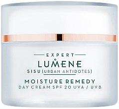 Духи, Парфюмерия, косметика Увлажняющий дневной крем-уход - Lumene Sisu Moisture Remedy Day Cream SPF20