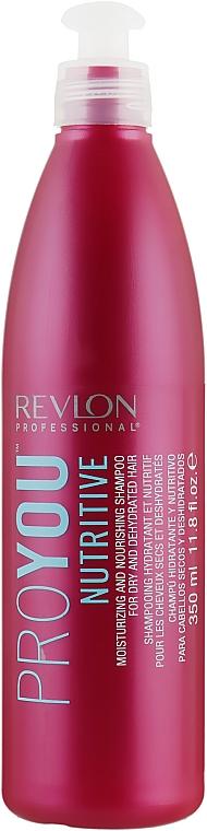 Шампунь увлажняющий и питательный - Revlon Professional Pro You Nutritive Shampoo