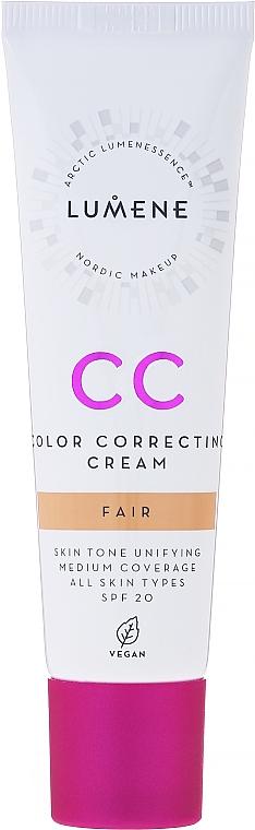 Тональный крем - Lumene CC Color Correcting Cream