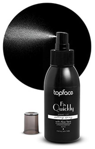 Спрей-фиксатор макияжа - TopFace Fix Quickly