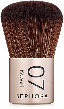 Кисть №07 кабуки для пудры - Sephora New Classic Kabuki Brush — фото N1