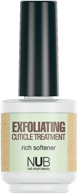 Средство для размягчения кутикулы - NUB Exfoliating Cuticle Treatment