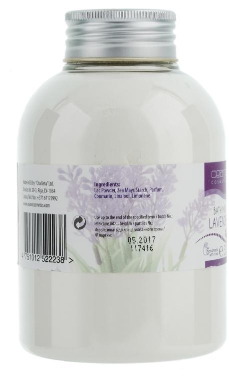 Молочко для ванни - Ceano Cosmetics Bath Milk Lavander — фото N2