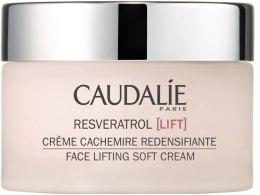 Духи, Парфюмерия, косметика Насыщенный крем для коррекции овала лица - Caudalie Resveratrol Lift Creme Cachemire Redensifiante