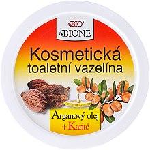 Духи, Парфюмерия, косметика Крем для лица - Bione Cosmetics Argan Oil Vaseline Cream