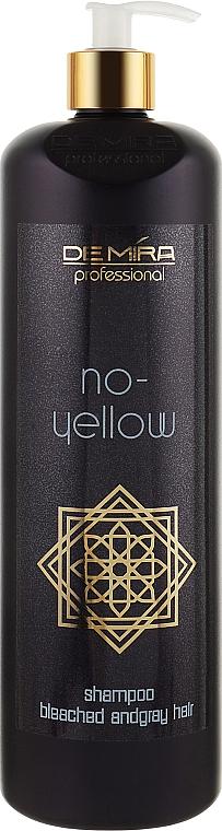 Шампунь для волос - Demira Professional No-Yellow