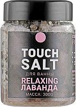 """Духи, Парфюмерия, косметика Соль для ванны с маслами """"Лаванда"""" - Touch"""