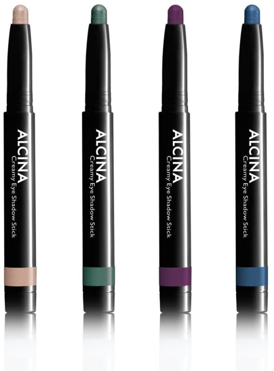 Кремовые тени-стик для век - Alcina Creamy Eye Shadow