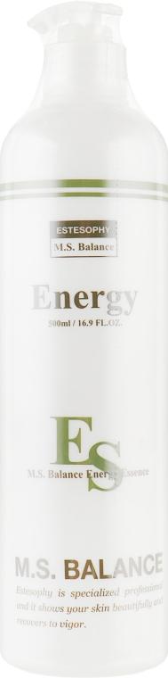 Эссенция для возрастной кожи лица - Estesophy M.S. Balance Energy Essence