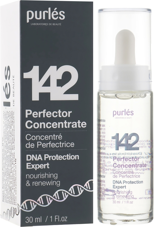 """Активатор """"Совершенство"""" - Purles DNA Protection Expert 142 Perfector Concetrate"""