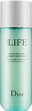 Духи, Парфюмерия, косметика Освежающая дымка-сорбет для увлажнения кожи - Dior Hydra Life Fresh Reviver Sorbet Water Mist