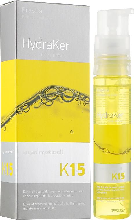 Аргановое масло - Erayba HydraKer K15 Argan Mystic Oil